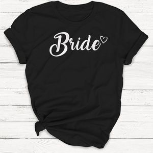Tops - BRIDE TO BE TSHIT